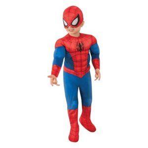 Toddler Marvel Spider-Man Costume Jumpsuit